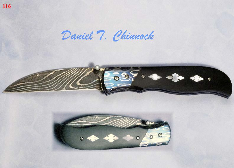 Custom Knives The Cutting Edge Of Beauty Amp Quality Dan